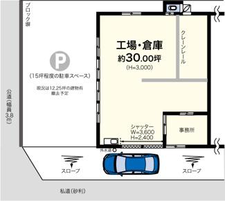 千田貸工場・貸倉庫