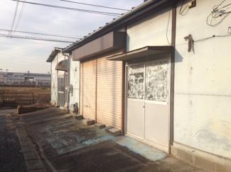 【外観】千田貸工場・貸倉庫