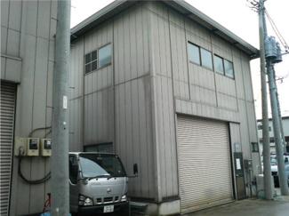 【外観】新吉田町4543F貸工場・貸倉庫