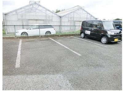 駐車場は無料です。