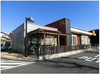 飲食店 マクドナルド(飲食店)まで470m