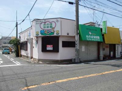 【外観】北長尾町 店舗・事務所