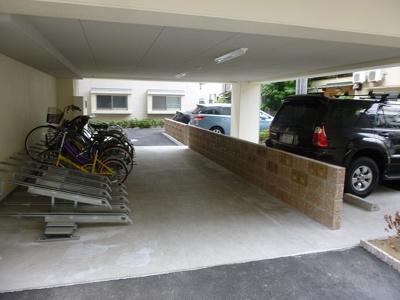【駐車場】クラウディア野江
