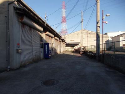 【外観】今西貸倉庫