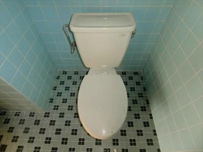【トイレ】砂川アパート