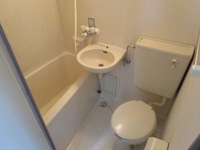 【浴室】ブルグ薮内2号館