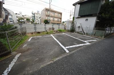 【駐車場】マンション赤堤テラス