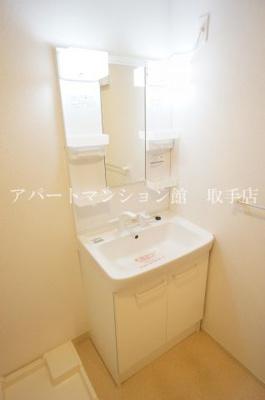 【独立洗面台】ハミングゆめみ野A