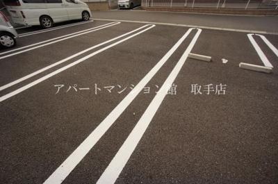 【駐車場】ハミングゆめみ野A