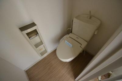 【トイレ】ディアス元町B