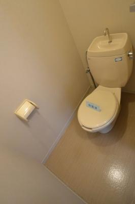 【トイレ】フォーブルセントラルB