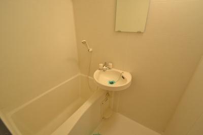 【浴室】ラ・セゾン石原