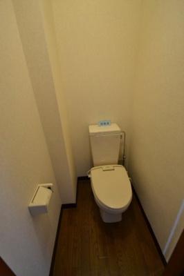【トイレ】ラ・セゾン石原