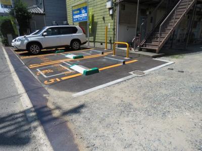 【駐車場】立川ハイツ