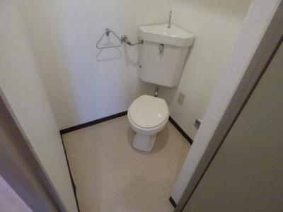 【トイレ】東山ハイツ