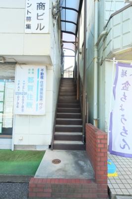 【エントランス】地商ビル2階