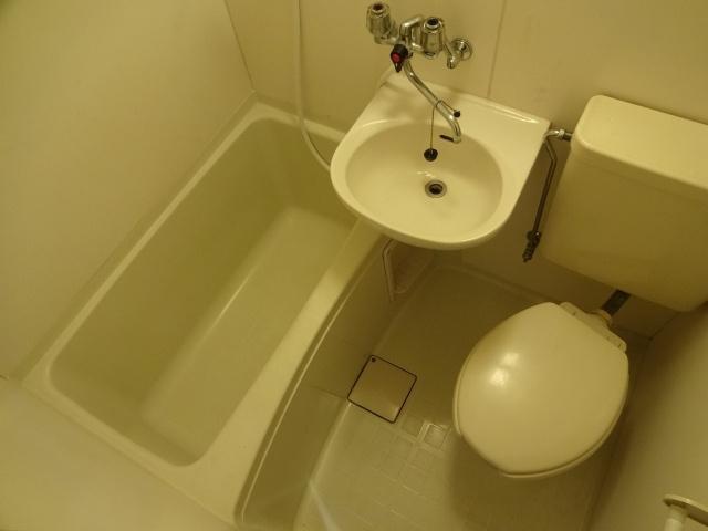【浴室】YTSマンション碓井