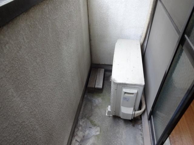 【バルコニー】YTSマンション碓井