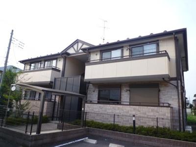 【外観】サンモール城ノ内B棟