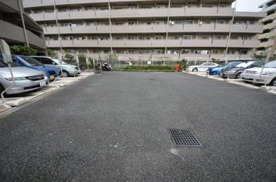 【駐車場】ライオンズマンション西馬込