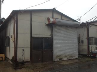 【外観】大熊貸工場・貸倉庫