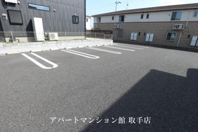 【駐車場】ステラルーチェⅢ