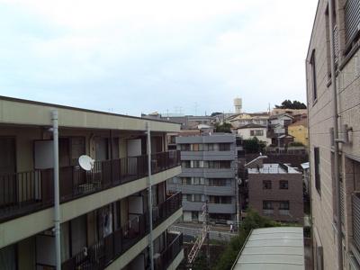 【展望】西山ビル11エルム大倉山