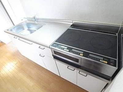 【キッチン】レガート2 A棟