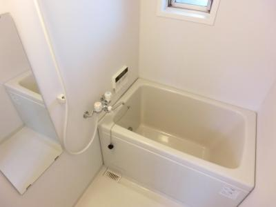 【浴室】フルール須磨海浜公園