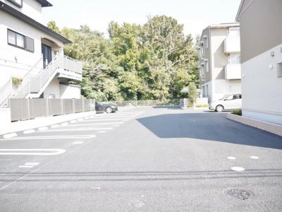 【駐車場】グランベールA