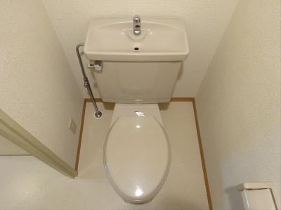 【トイレ】パインフィールド