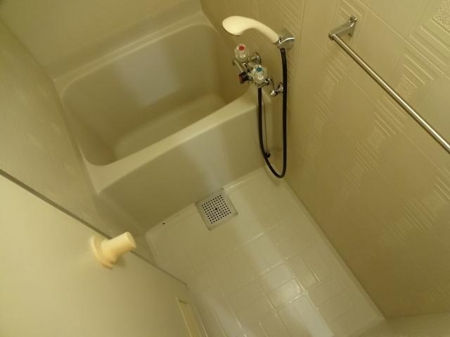 【浴室】勝浦ハイツ