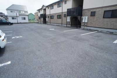【駐車場】松ヶ丘ビレッジD