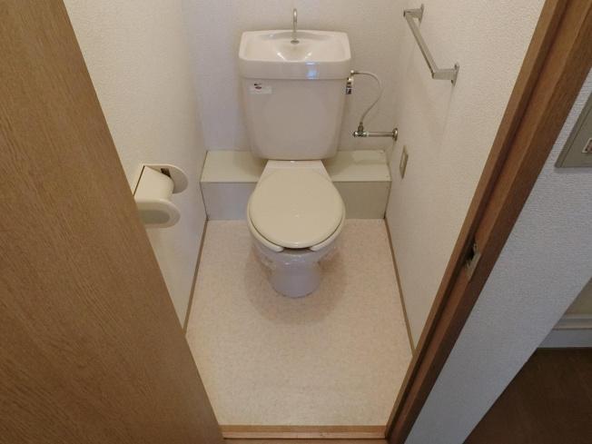 ハイム市場 トイレ
