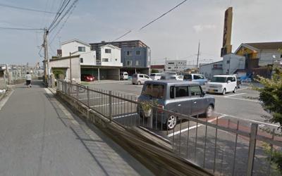 【駐車場】花川様倉庫