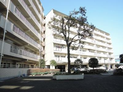 総戸数203戸の大型マンション