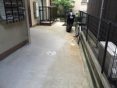 駐輪スペエース