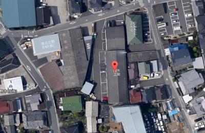 【地図】高橋倉庫