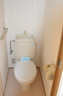 【トイレ】フレンドD