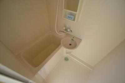 【浴室】プラトー安井