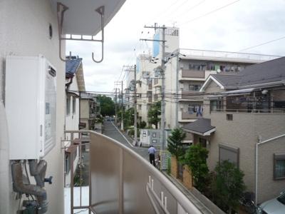 【展望】アンフィニィ・橋の内Ⅳ