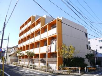 閑静な住宅街「ときわ台」駅に建つ、表面利回り5.21%の投資用マンションです。