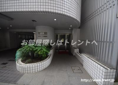 【エントランス】アルス市ヶ谷