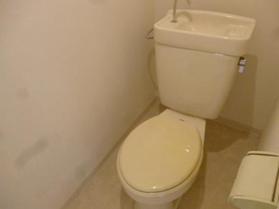 【トイレ】タウンハイツ穂積