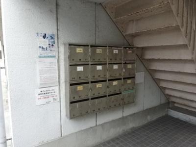 【エントランス】プレアール戸伏町