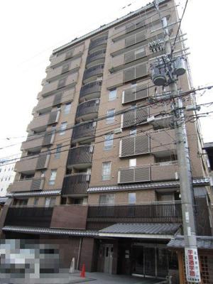 【外観】アパガーデンコート烏丸六角