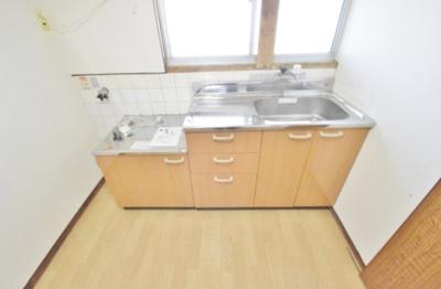 【キッチン】平野一丁目文化