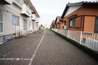 【駐車場】パークサイド上野