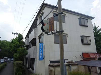 【外観】プラザハイツ
