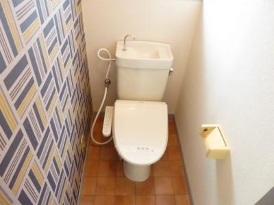 【トイレ】ネオシティ青山